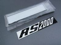 Ford Escort MK1 RS2000 badge